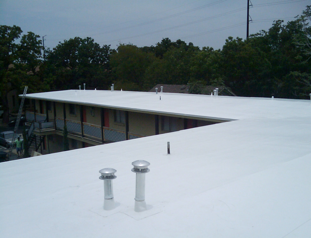 A Number Of Environmental Protection Agencies Have Raised Concerns  Regarding The Environmental Safety Of PVC Roofing, Because Of The Presence  Of Chlorine ...